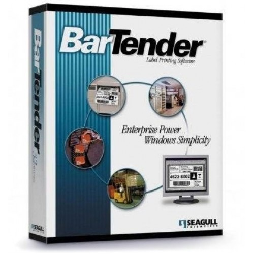 BarTender Enterprise Automation 2016 5 Printers