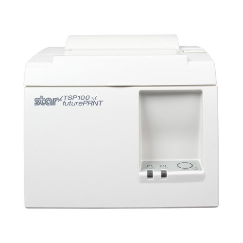 Imprimanta termica STAR TSP113PU Powered USB alimentator alba