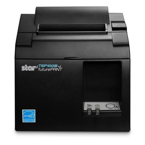 Imprimanta termica STAR TSP143IIIU USB neagra