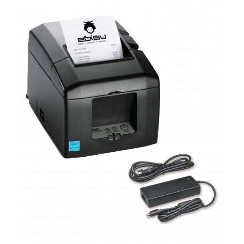 Imprimanta termica Star TSP654IIBI Bluetooth alimentator neagra