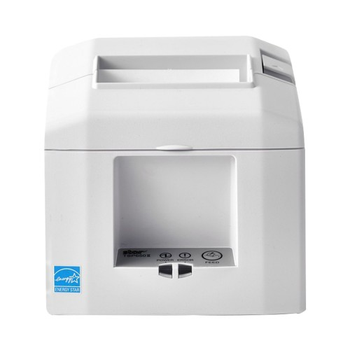Imprimanta termica Star TSP654II AirPrint alimentator alb