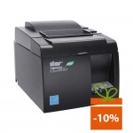 Imprimanta termica STAR TSP143IIU ECO, USB, neagra