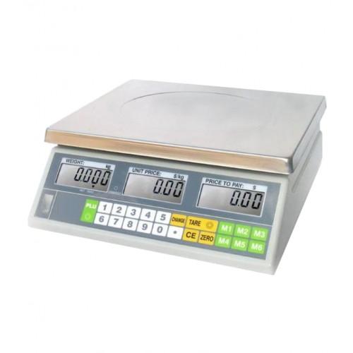 Cantar SWS KSP afisaj dual 15/30 kg