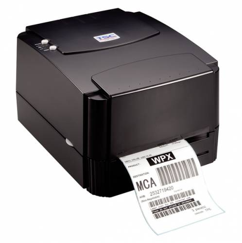 Imprimanta de etichete TSC TTP-244 Pro 203DPI paralel neagra