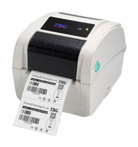 Imprimanta de etichete TSC TC300 300DPI Ethernet alba