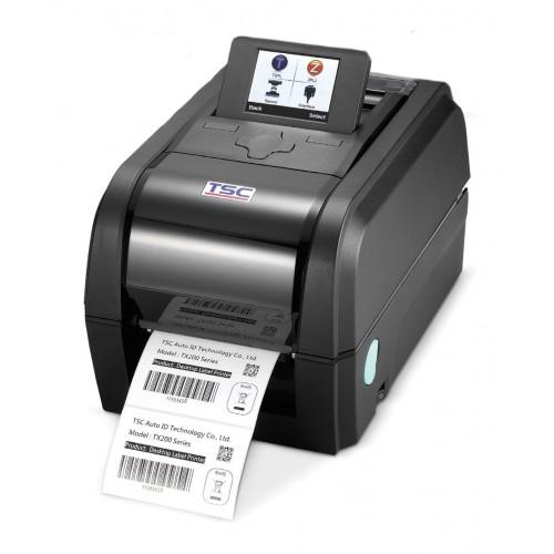 Imprimanta de etichete TSC TX200 203DPI Wi-Fi Ethernet LCD
