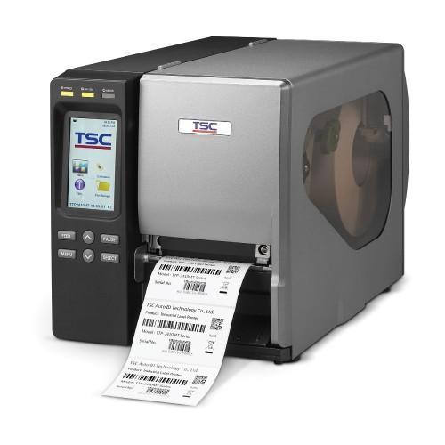 Imprimanta de etichete TSC TTP-644MT 600DPI Wi-Fi