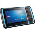 Tableta enterprise Unitech TB128, 4G, 2D