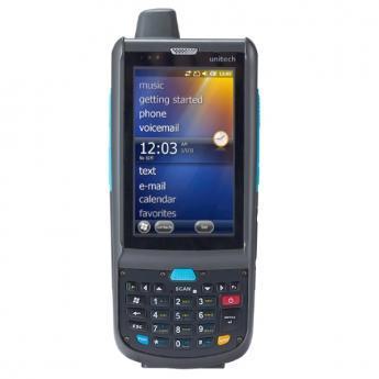 Terminal mobil Unitech PA692 2D 3G GPS Numeric
