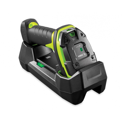 Cititor coduri de bare Zebra LI3678-SR 1D Bluetooth cradle negru