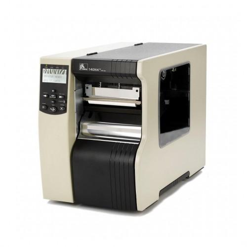Imprimanta de etichete Zebra 140Xi4 203DPI peeler rewinder