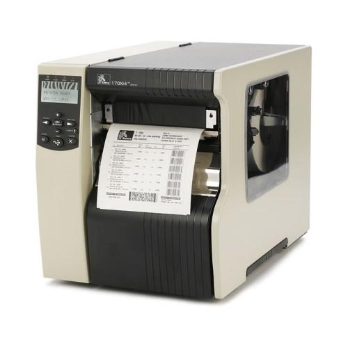 Imprimanta de etichete Zebra 170Xi4 203DPI peeler rewinder