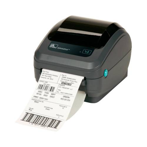 Imprimanta de etichete Zebra GK420D 203DPI Ethernet
