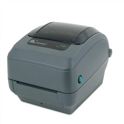 Imprimanta de etichete Zebra GX420T 203DPI cutter