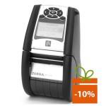 Imprimanta mobila de etichete Zebra QLn220, 203DPI, Wi-Fi