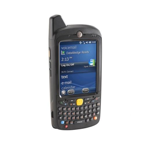 Terminal mobil Zebra MC67 2D 3G QWERTY bat. ext.