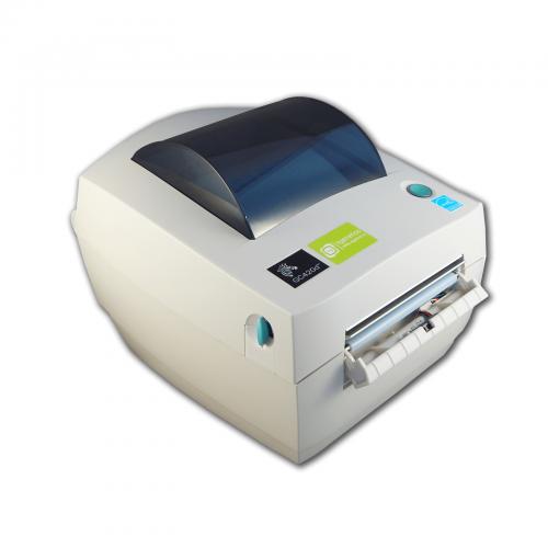 Imprimanta de etichete Zebra GC420D 203DPI dispenser