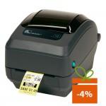 Imprimanta de etichete Zebra GK420T, 203DPI, Ethernet