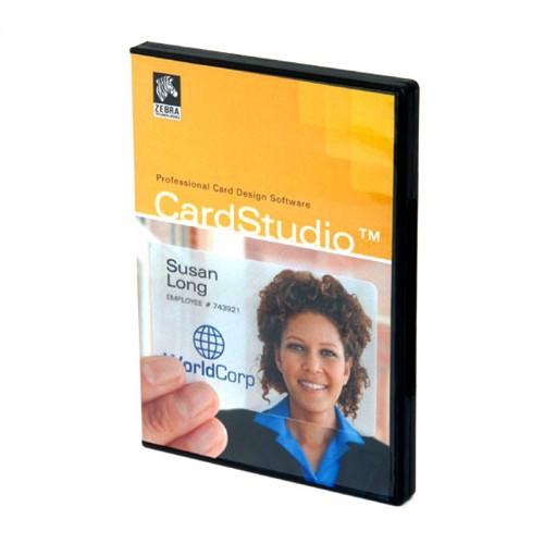Zebra Card Studio Professional vers.1