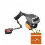 Cititor coduri de bare Zebra RS5000, cablu adaptor WT41N0, ring scanner