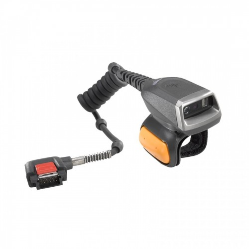 Cititor coduri de bare Zebra RS5000 cablu adaptor WT6000 ring scanner