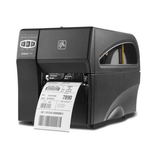 Imprimanta de etichete Zebra ZT220 TT 203DPI cutter