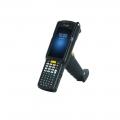 Terminal mobil Zebra MC3300 Standard, Gun, 1D, 47 taste