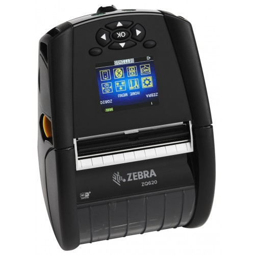 Imprimanta mobila de etichete Zebra ZQ620 Wi-Fi bat. ext.