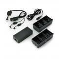Cradle incarcare acumulatori Zebra QLn, ZQ500, ZQ600, 6 sloturi