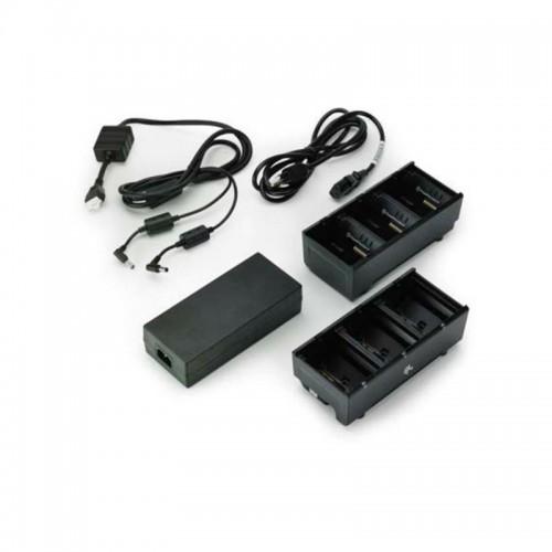 Cradle incarcare acumulatori Zebra QLn ZQ500 ZQ600 6 sloturi