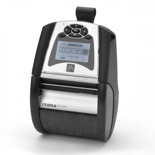 Imprimanta mobila de etichete Zebra QLn320 203DPI Wi-Fi Bluetooth