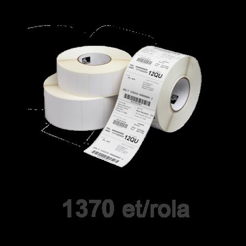 Role de etichete Zebra Z-Perform 1000D 76x51mm 1370 et./rola