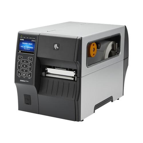 Imprimanta de etichete Zebra ZT410 203DPI rewinder peeler