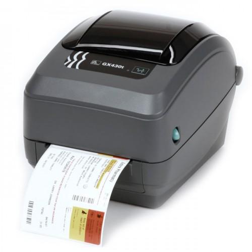 Imprimanta de etichete Zebra GX430T 300DPI Wi-Fi