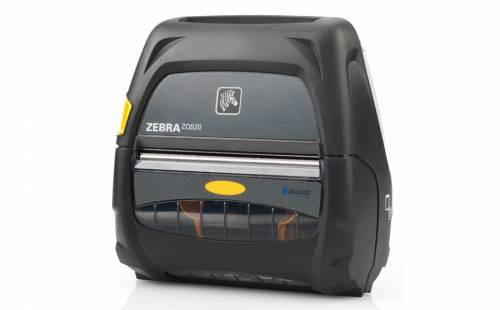 Imprimanta mobila de etichete Zebra ZQ520 203DPI Bluetooth fara baterie