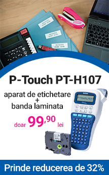Meniu aparate etichetat - oferta Brother P-Touch PT-H107