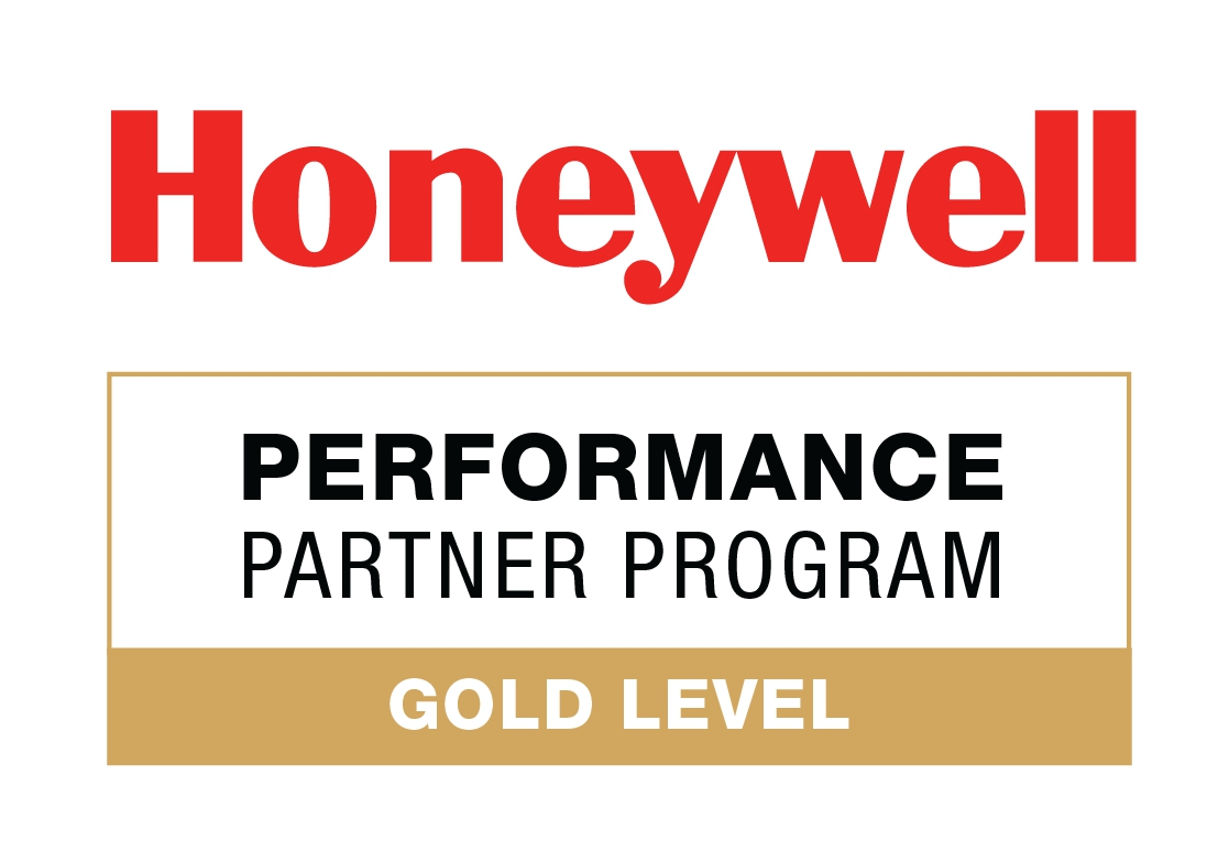 Honeywell - Gold Partner